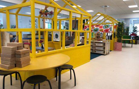 Interieur IKC De Veenvlinder door De Beleving Interieur