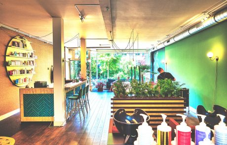 Interieur Atelier Mimosa De Beleving