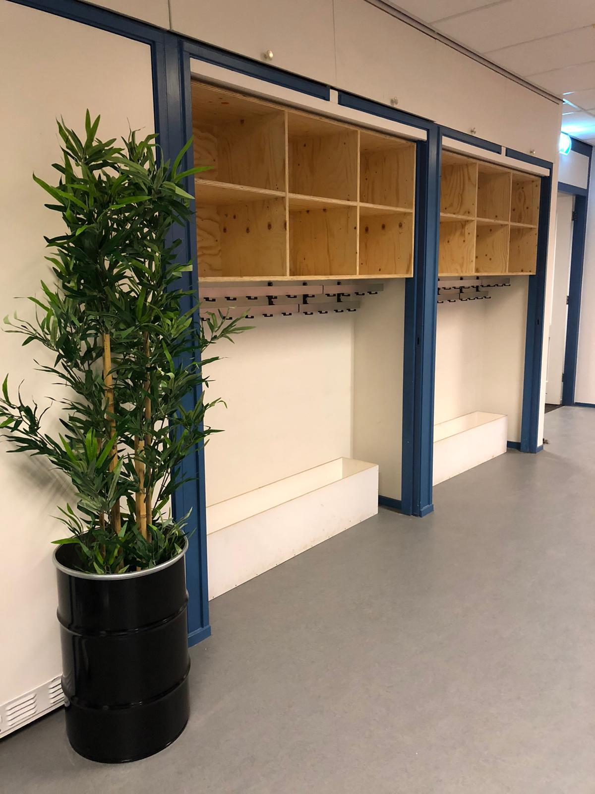 Interieur basisschool De Bron