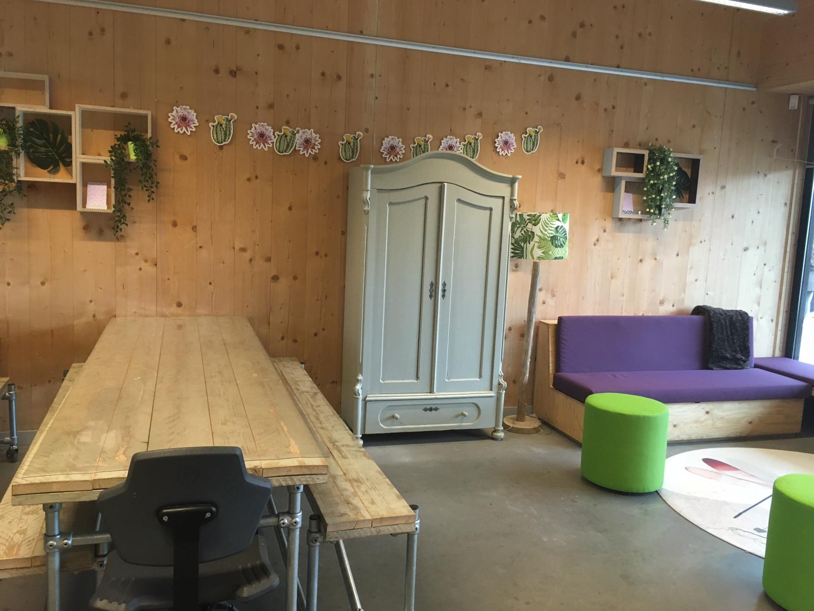 Interieur BSO Anne Frank