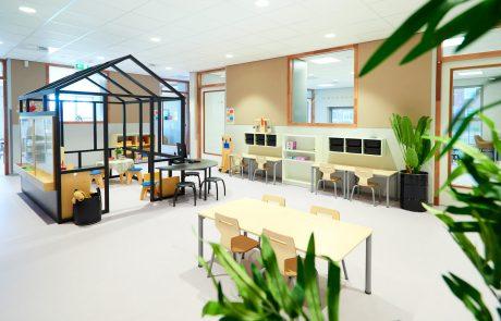 Interieur Dick Brunaschool