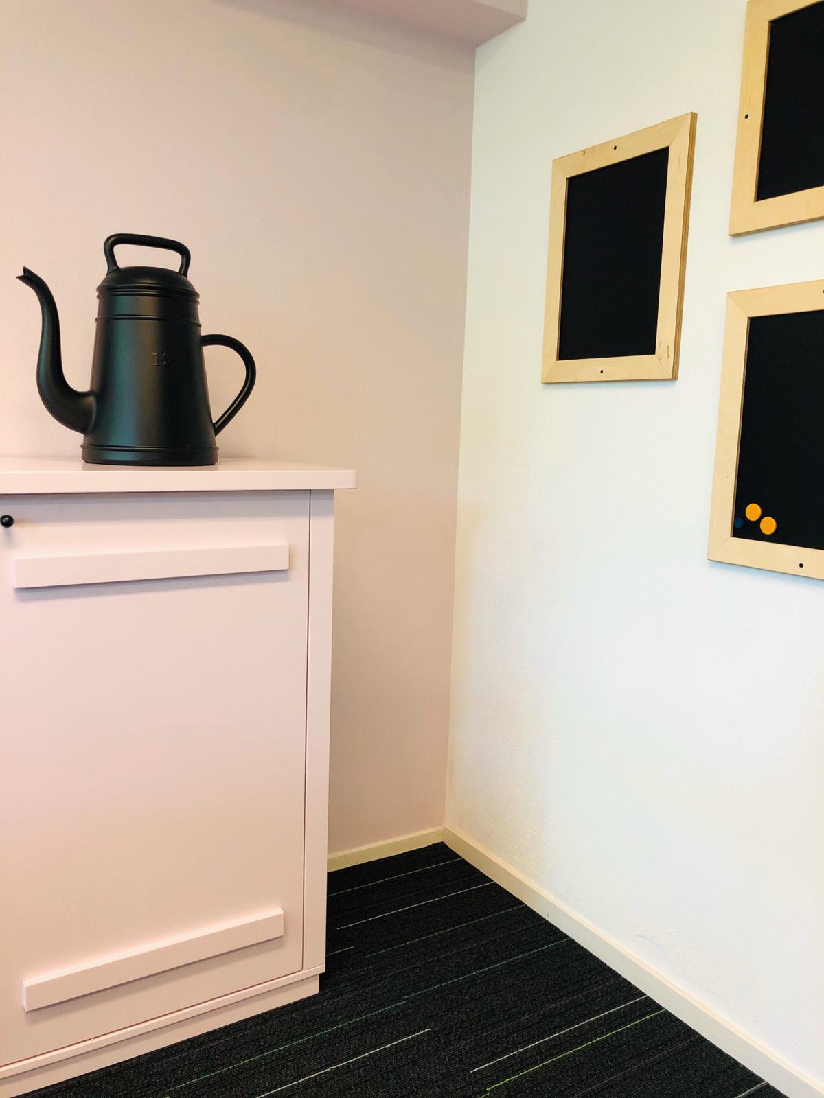 Interieur kantoor Conexus