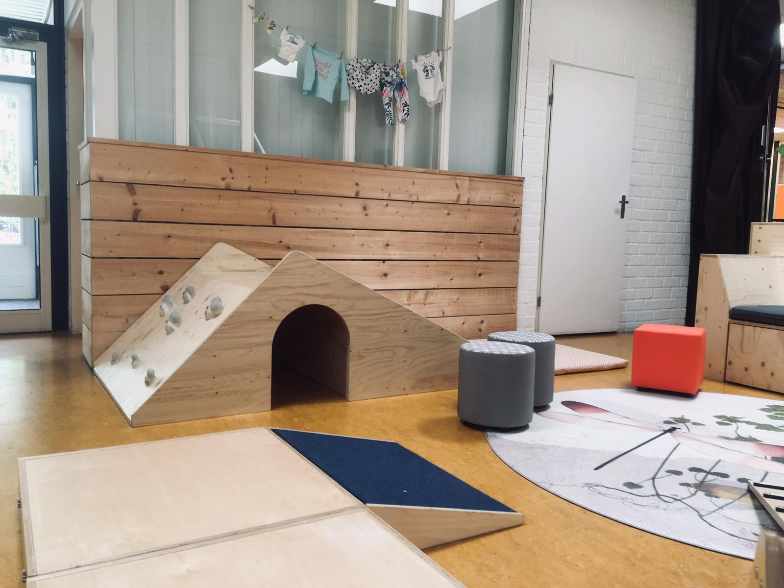 Interieur kindcentrum Waterwereld