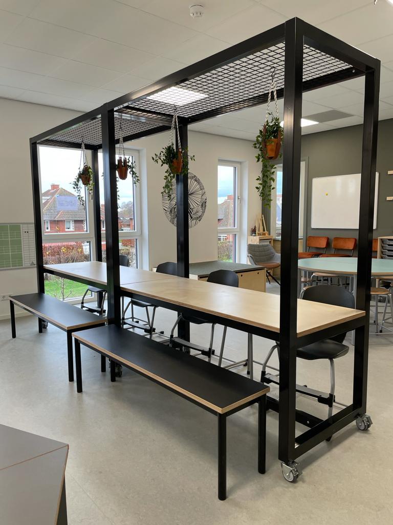 Interieur unitonderwijs De Bataaf