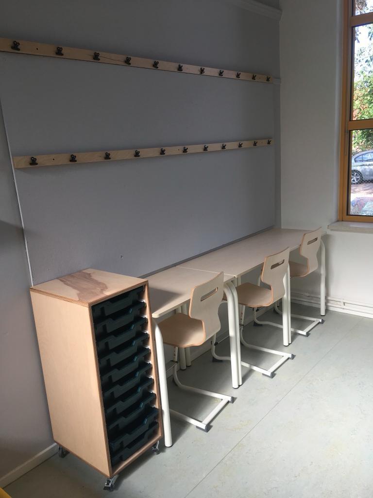Interieur basisschool Titus Brandsma