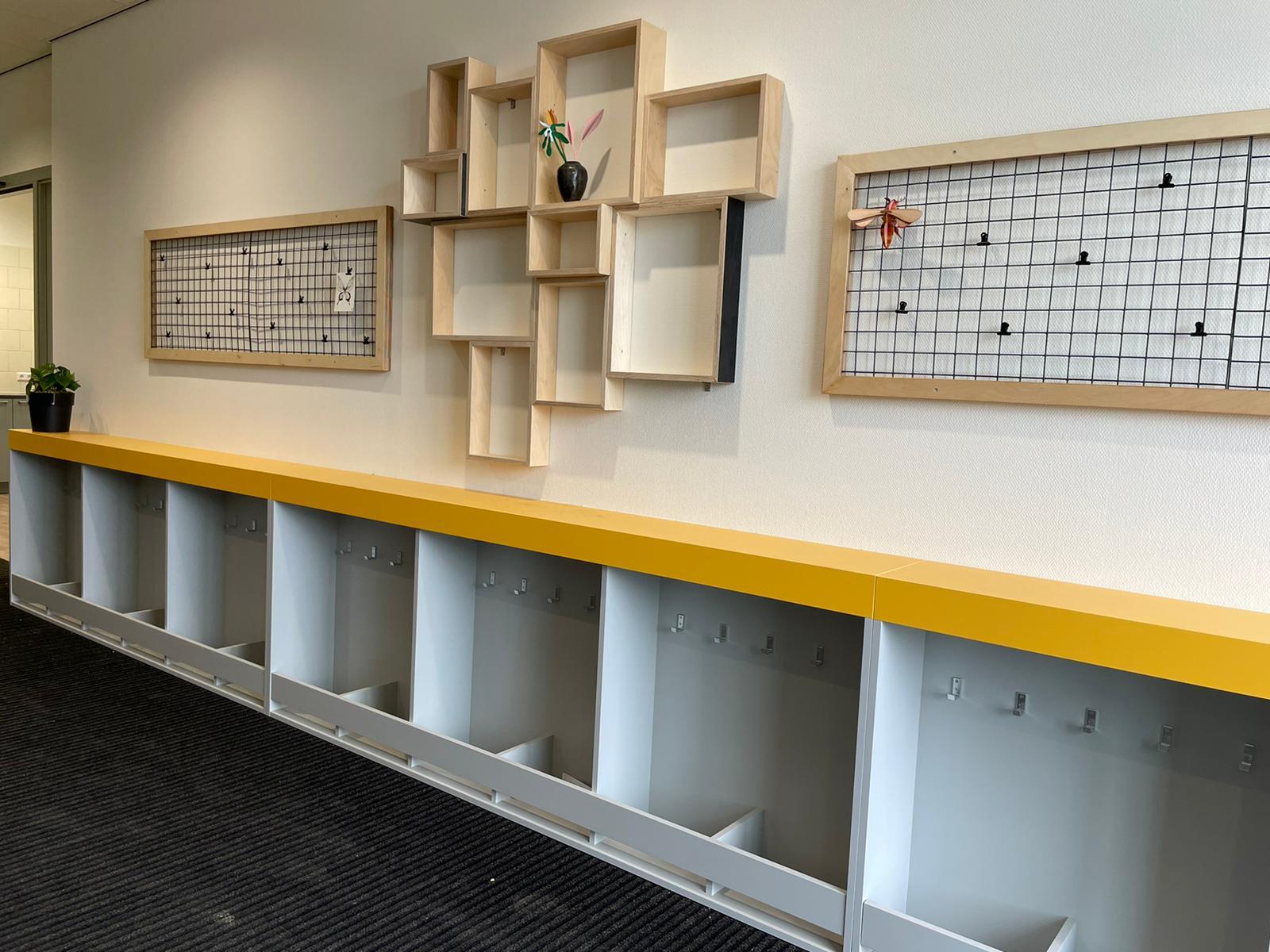 Interieur kindcentrum De Plantage